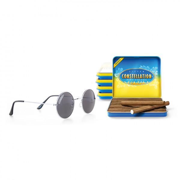 CONSTELLATION Piña Colada Filter with sunglasses